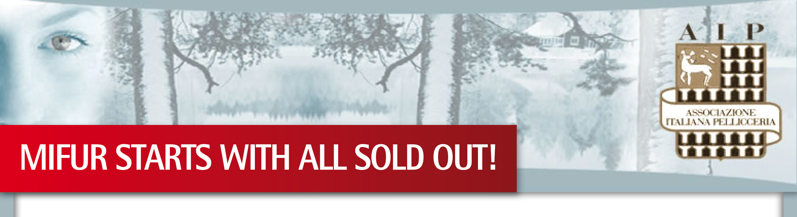 MIFUR starts with ALL SOLD OUT!
